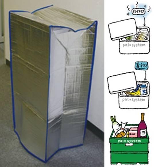 パルシステム 宅配箱 ボックス