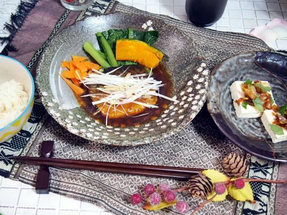 キットオイシックス 鯖 和食